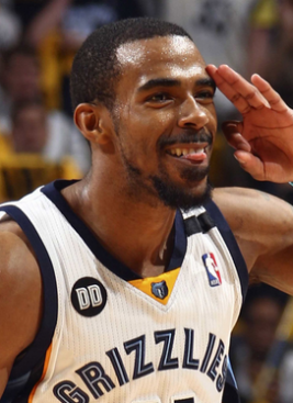 buy online ae241 fbb72 Mike Conley Jr. Speaking Fee and Booking Agent Contact