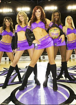 17e08252331dc Sacramento Kings Dancers Speaking Fee and Booking Agent Contact